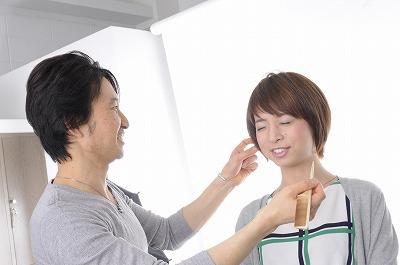 学芸大学美容室 学芸大学美容院  ハイド美容室 カット カラー パーマ 縮毛矯正髪がきれいになる