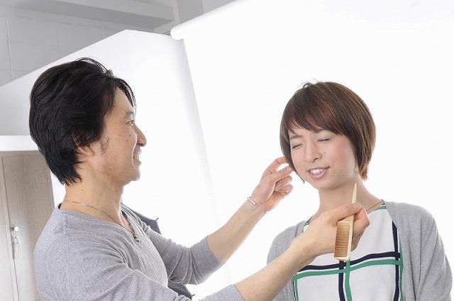 学芸大学美容院 学芸大学美容室 ハイド美容室 カットが上手いカラー パーマ 縮毛矯正 髪に優しい